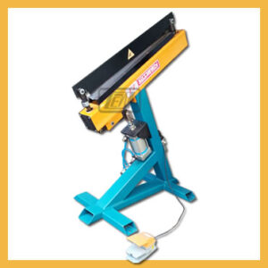 Square-To-Round Duct Forming Machine